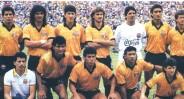 CORTESIA, HORIZONTAL, EQUIPO AÑO 1991