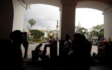 Tradición en centro de Quito