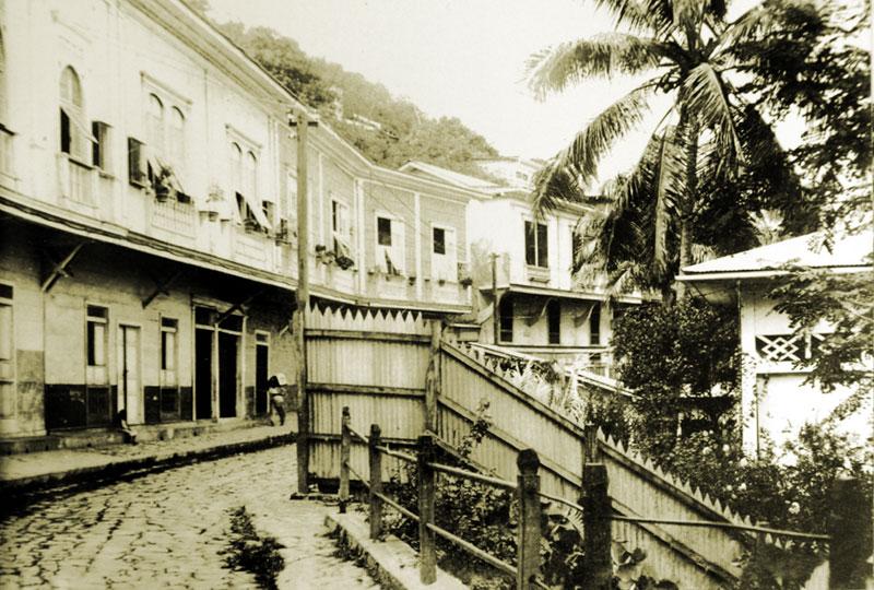 Las Peñas (década del 20)