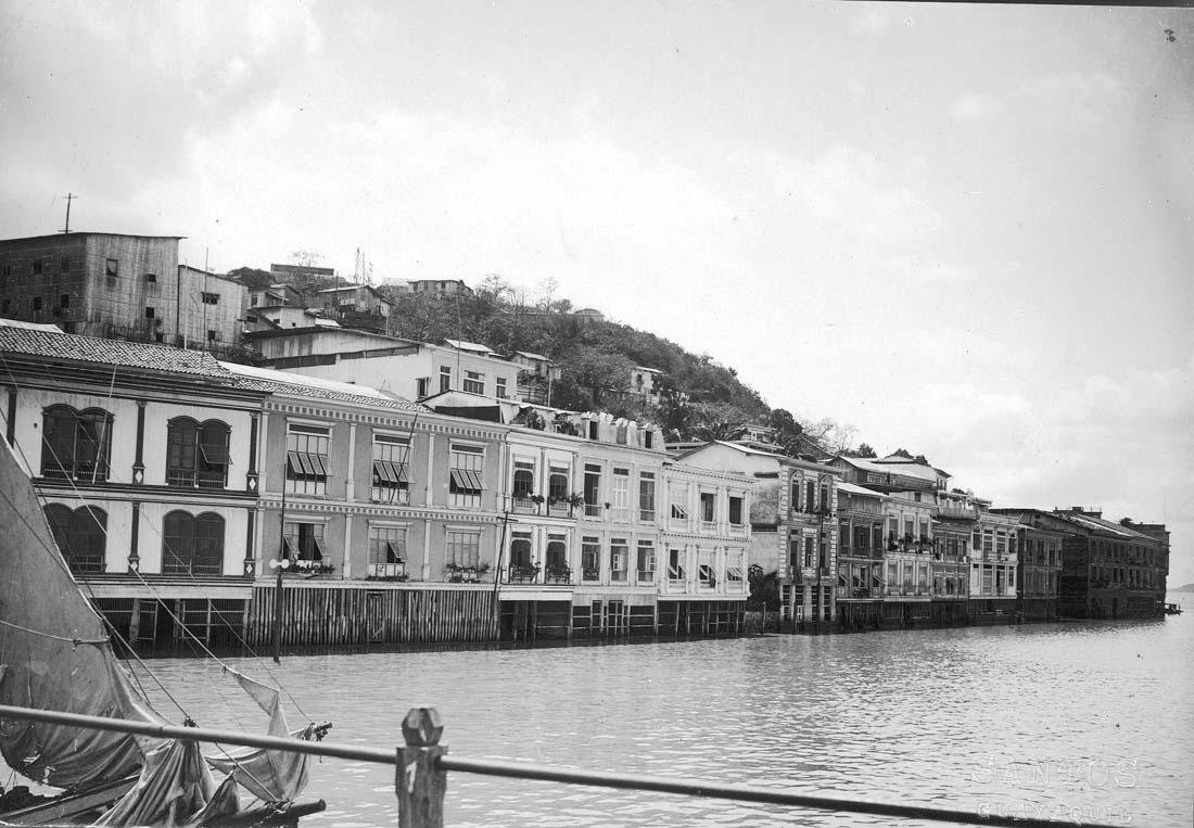 Cerro Santa Ana (década del 60)