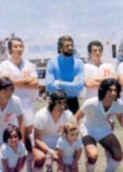 Liga de Quito campeón 1974