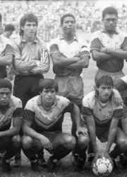 El Nacional, campeón 1992