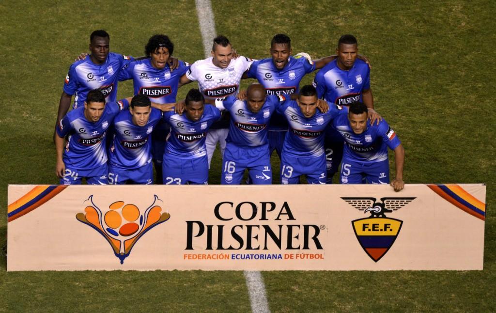 Emelec, campeón del fútbol ecuatoriano 2014   Campeonato ...