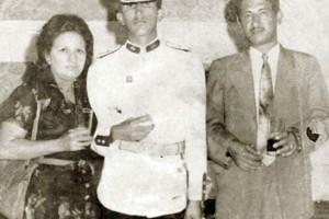 Hugo Chávez, Elena Frías, Hugo de los Reyes Chávez