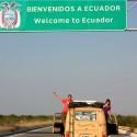 Los argentinos Martín Sesana y Maru Orza recorren desde Latinoamérica en una ruta desde Argentina hasta México.
