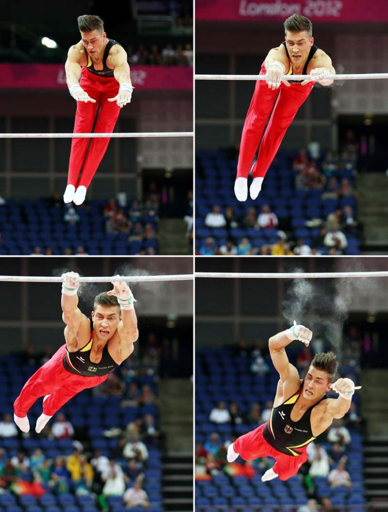 Juegos ol mpicos londres 2012 gimnasia art stica for Deportes de gimnasia