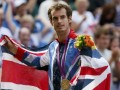 Andy Murray 5 ago 12 Reuters