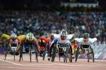 LONDRES.- Los participantes de la prueba de 5.000 metros (EFE)