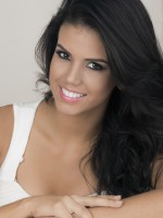 Candidata por Guayas a Miss Ecuador.