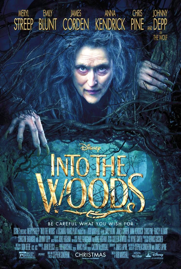 En el bosque - Premios Óscar 2015