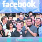 Debut y declive de Facebook en Wall Street