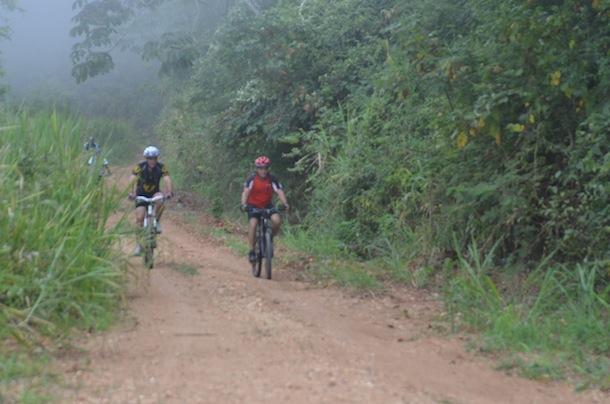 Ciclismo de ruta en Cerro Azul