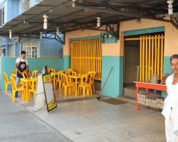 En Los Ríos, entre Ayacucho y Pedro Pablo Gómez, se encuentra Ochipinti, local que ofrece cangrejos.
