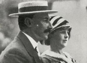 John Jacob Astor IV y Madeleine Talmage F.