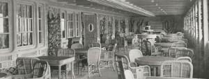 Café Parisien, 'Titanic'