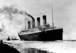 Titanic en Southampton