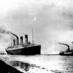 En esta foto de archivo del 10 de abril 1912, se observa cuando el Titanic sale de Southampton, Inglaterra en su viaje por el Atlántico. Foto: AP
