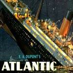 """Póster del filme """"Atlantic"""" de 1929."""