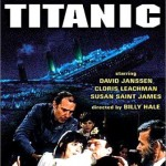 "Póster de la película para televisión ""S.O.S. Titanic"" de 1979."