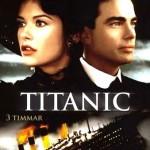 """Portada del filme """"Titanic"""" de 1996"""