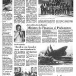 Diario EL UNIVERSO presentó en 1985 los detalles del descubrimiento de los restos del Titanic.