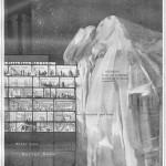 Ilustración del National Maritime Museum que muestra una sección transversal de la cubierta del Titanic, al momento de chocar con el iceberg.