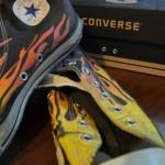 Mis primeros Converse