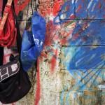 La pintura es clave en la vida de un grafitero.