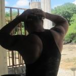 Para Gabriel, la vida de stripper no es fácil, yla actividad que realiza es malvista por la sociedad.
